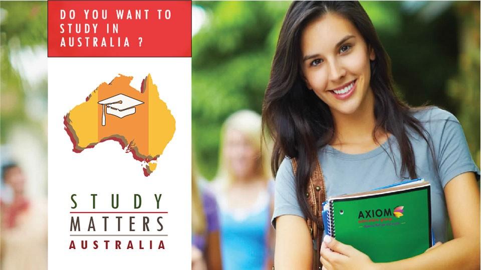 Study Matters Australia Axiom