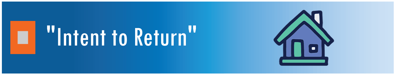 intent-to-return