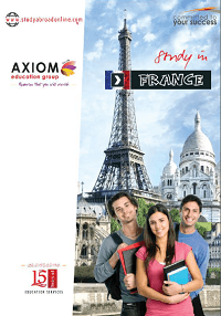 study in France Cover