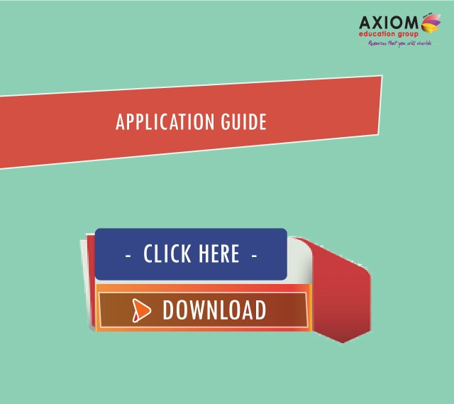 APPLICATION-GUIDE By Axiom