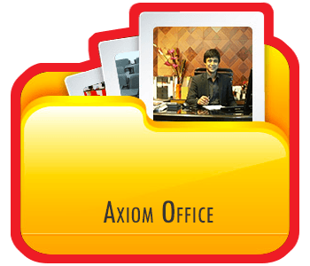 Axiom Office With CEO