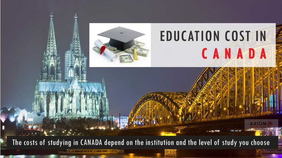 Canada-Education-Cost