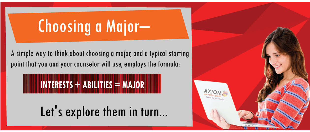 Choosing-a-Major Axiom