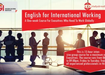 English-for-international-work