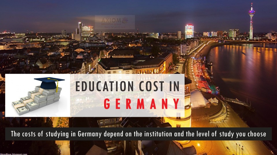 Germany-Education-Cost