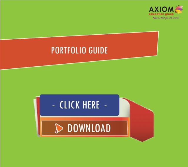 PORTFOLIO GUIDE Axiom