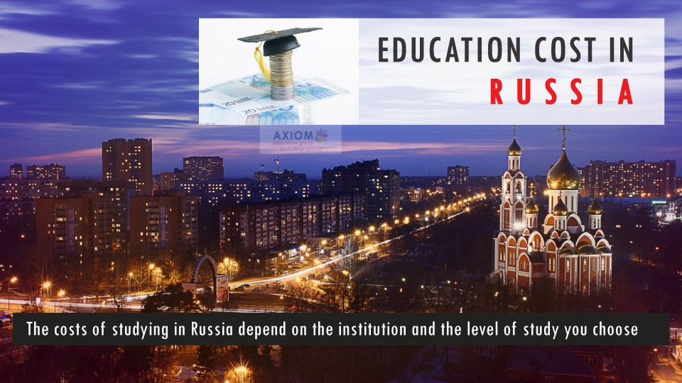 Russia-Education-Cost