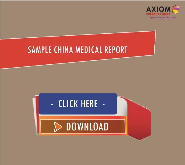 SAMPLE-CHINA-MEDICAL-REPORT