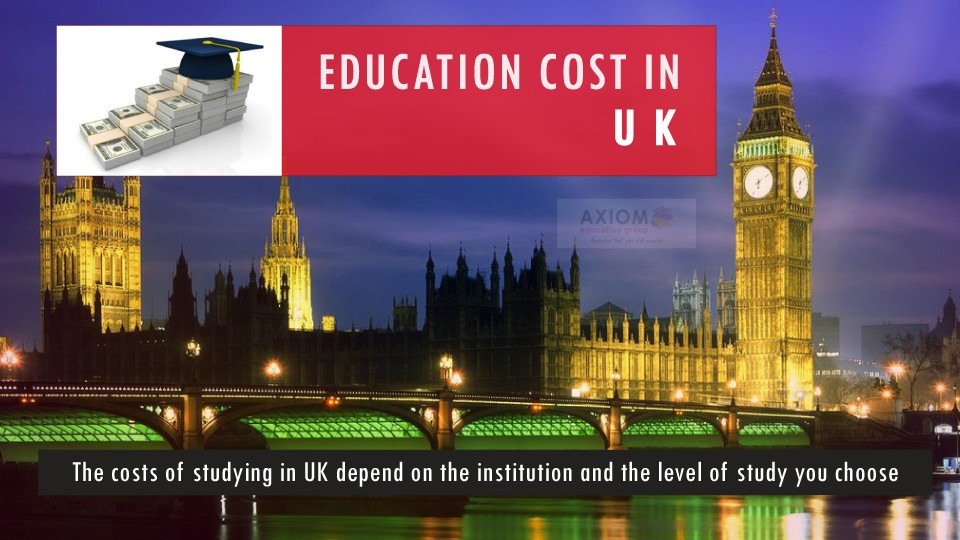 UK-Education-Cost