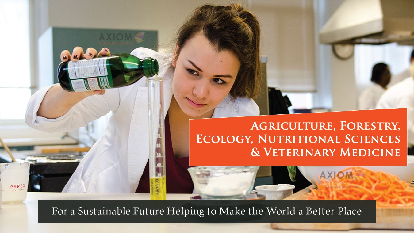 Agriculture ForestryEcology,-Nutritional-Sciences-&-VeterinaryMedicine