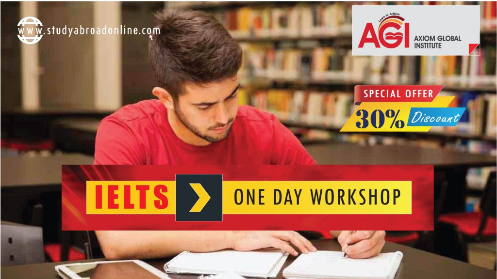 One Day IELTS Workshop at Axiom