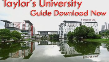 Taylor's University Guide Download